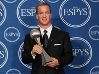 SPORTS or maybe I should say PEYTON MANNING