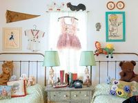 boy and girl bedroom inspiration