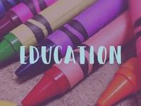 Education / Tips, resources, and information about educational practices. Including implementing yoga and mindfulness into the classroom.