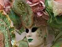 ~venetian masks~