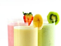 Smoothies, Juicing & Shakes