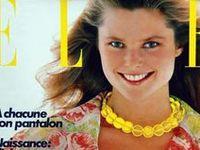 Elle International ~ 1980's