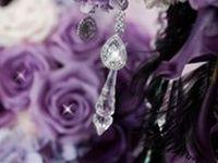 Tosca Productions - Wedding Coordination & Event Design Purple, Weddings, Colors, Purple Ideas, Flowers, Bouquets, Centerpieces