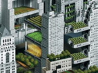 urban farming _ agriculture structures _ vegetable garden design _ raised beds _ sustainable _ greenhouses _ city farmer _ edible garden _ herbs