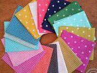 My fabric crushes
