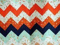 Quilts: Chevron
