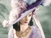 Scarlett O'Hara, Fashion Plate