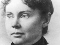 Lizzie Andrew Borden[1] (July 19, 1860 – June 1, 1927) was an American woman who was tried and acquitted in the 1892 axe murders of her father and stepmother in Fall River, Massachusetts. The case was a cause célèbre throughout the United States. Following her release from the prison in which she had been held during the trial, Borden chose to remain a resident of Fall River, Massachusetts, for the rest of her life, despite facing significant ostracism.