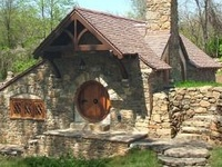 Hobbit Dream House On Pinterest Hobbit Hole Cob Houses And Hobbit