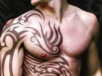 Tatted beautiful men