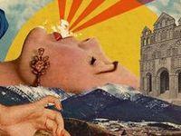 Art Lesson Ideas: Collage