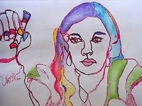 Art Lesson Ideas: Self Portrait