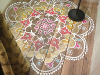17 Best Images About Rugs And Floors Even Stairs On Pinterest One
