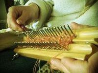 Loom Knit Weave Love