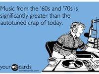 Music 60s - 70s - 80s