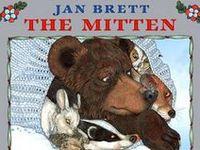 ... about Jan Brett on Pinterest | The mitten, Jan brett and Mittens