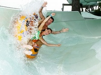 You had me at Water Slides!