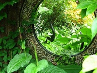All things porches, fairy & secret gardens, and just downright pretty!