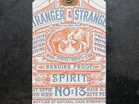 Wine & Spirits design