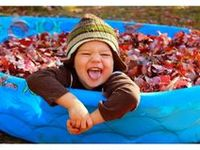 Ideas and activities for kids to do during the FALL!