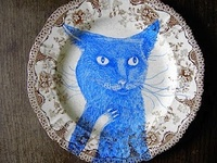 Unique cat products: fashion, furniture, food, housewares, jewelry and more fun kitty stuff!