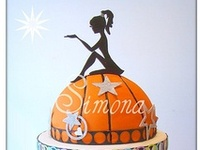 Sports and Games Cakes