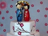 Asian Themed Cakes