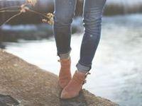 Clothes + Shoes + Hair ideas