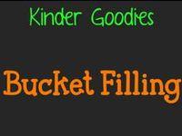 kinder goodies {Bucket Fillers}