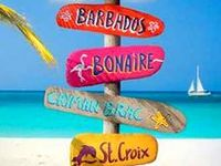Caribbean Travel Collection