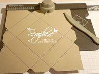 SU - Envelope Punch Board