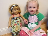 AG doll clothes to sew and crochet plus accessories