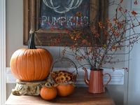 All things pumpkin!!