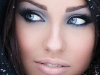 pretty make up look's