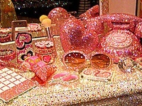 Glitter, Glam ,Bling,Bling,And Sparkly Thing's Are Awesomeness!!