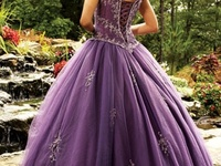 Beautiful Gown's and Evening Dresses