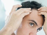 Maschera per densità e spessore di capelli