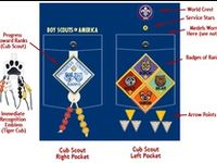 1000 images about scouts on pinterest cub scouts arrow of lights