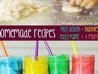 DIY Craft Supply Recipes