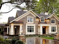 Pictures of Beautiful exterior and interior home design.