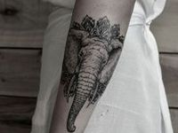 Tattoo's I'll never get, but love