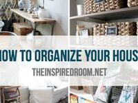 My never-ending desire to be continually organized.  It's work but once something is organized the feeling is amazing.  Organizational tips for every area of your life.  Trying to keep the hoarding to low levels LOL.  Enjoy!