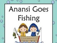 1000 images about rs anansi goes fishing on pinterest for Anansi goes fishing