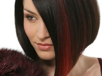 Balmain Hair Extension Photoshoots with Short Hair and Hair Extensions