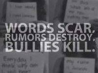 Bullying - stand up and speak out