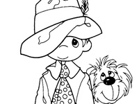 Coloring pages for Grandkids