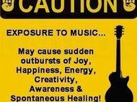 Golden Oldies & Music, Music, Music