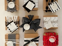 Gift Wrappings & Tags
