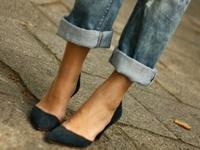 """""""Jeans represent democracy in fashion."""" Giorgio Armani"""