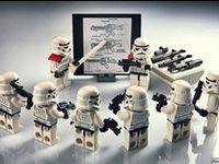 LEGO, LEGO, LEGO!